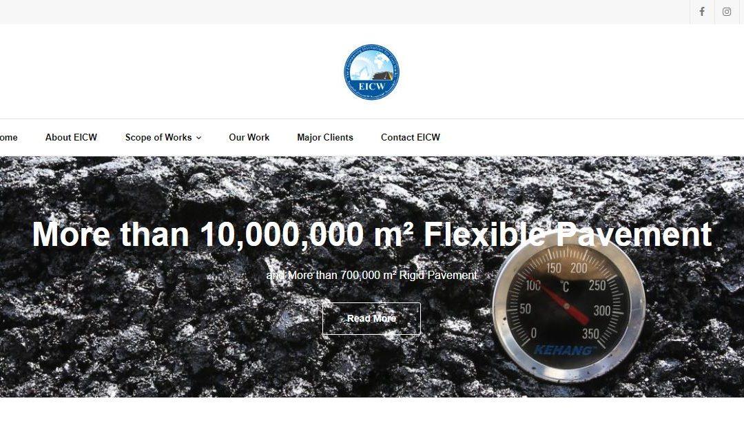 Website Development for EICW