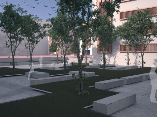 Renovation Project for Nazlit El-Siman